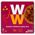 Weight Watchers Hunters Chicken With Rice