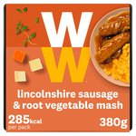 Weight Watchers Lincolnshire Sausage & Root Mash