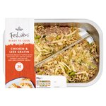 Morrisons Chicken & Leek Gratin