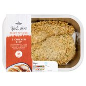 Morrisons Chicken Kiev With Garlic Butter