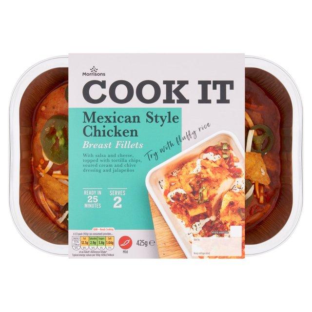 Morrisons: M Kitchen Fresh Ideas Mexican Chicken 425g