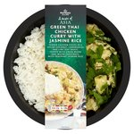 Morrisons A Taste of Asia Green Thai Chicken Curry