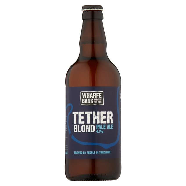 Wharf Bank Tether Blond Pale Ale