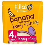 Ella's Kitchen Multigrain Banana Baby Rice