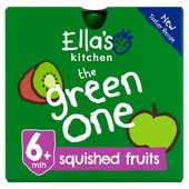 Ella's Kitchen The Green One Multipack