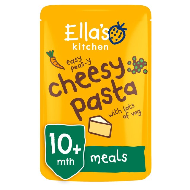Ella's Kitchen Easy Peasy Cheese Pasta