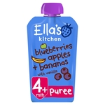 Ella's Kitchen Blueberry Apple Banana Vanilla