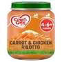 Cow & Gate Carrot & Chicken Risotto Jar