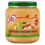 Cow & Gate Tempting Orchard Fruits Jar