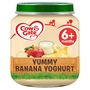 Cow & Gate Yummy Banana Yoghurt Jar