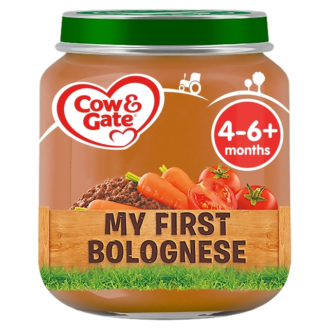 Cow & Gate My First Bolognese Jar