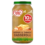 Cow & Gate Veggie & Turkey Casserole Jar