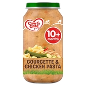Cow & Gate Courgette & Chicken Pasta Jar