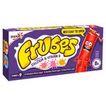 Frubes Strawberry, Red Berry and Peach Flavour Yogurt