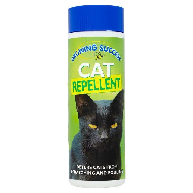 morrisons growing success cat repellent 500g product information. Black Bedroom Furniture Sets. Home Design Ideas