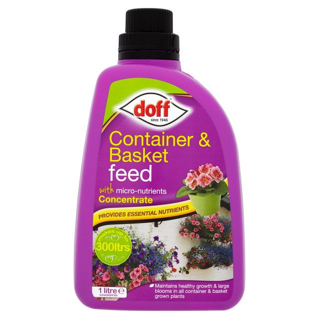 Doff Portland Container & Basket Feed