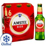 Amstel Premium Lager, Delivered Chilled