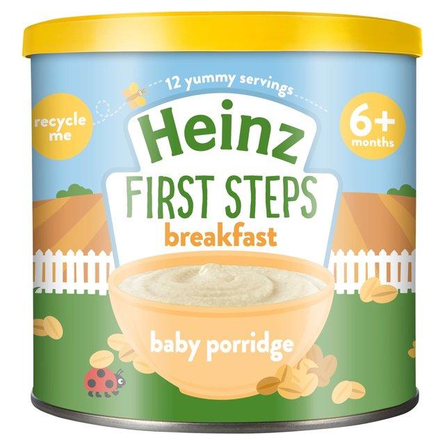 Morrisons Heinz Creamy Oat Porridge 240gproduct Information