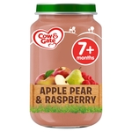 Cow & Gate Apple, Pear & Raspberry Jar