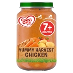 Cow & Gate Yummy Harvest Chicken Jar