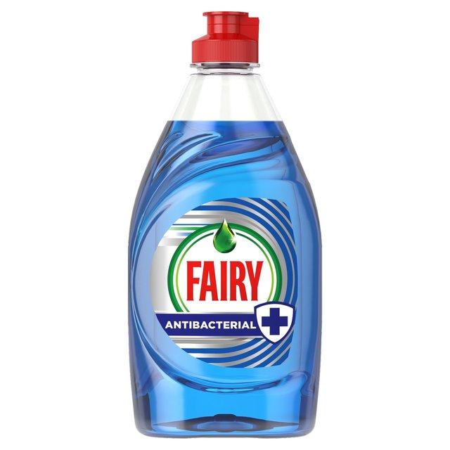 Morrisons Fairy Antibacterial Washing Up Liquid