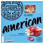 Pizza Express American Pizza 12""