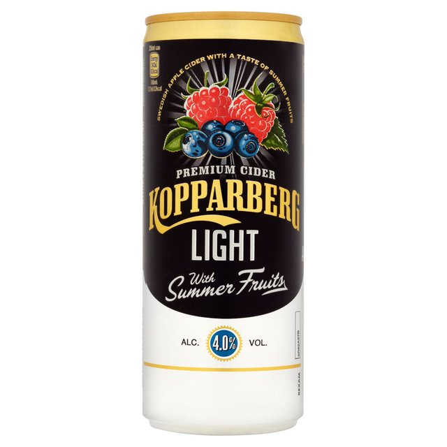 Kopparberg Light Summer Fruits