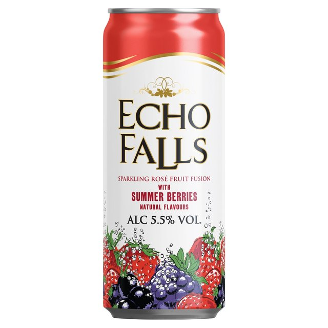 Echo Falls Summerberries Fruit Fusion