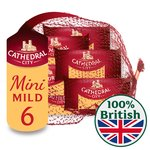 Cathedral City Minis Mild Cheeses