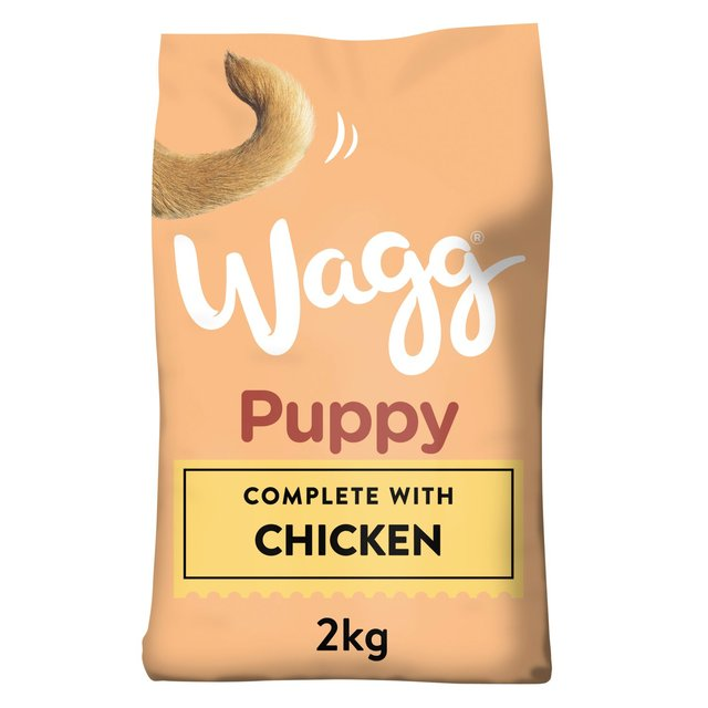 Wagg Puppy Complete With Chicken