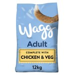 Wagg Adult Complete With Chicken