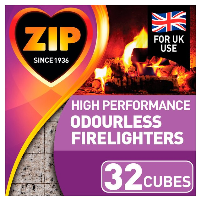 Zip High Performance Firelighters
