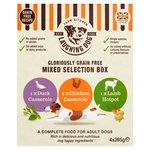 Laughing Dog Gloriously Grain Free Wet Dog Food Multipack