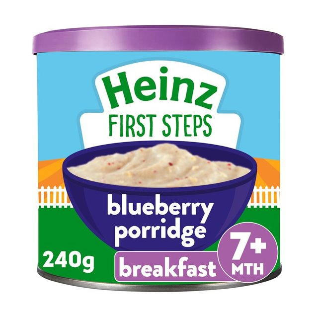 Heinz Blueberry Oaty Porridge