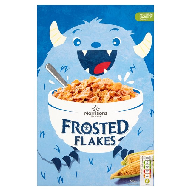 Morrisons Frosted Flakes