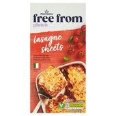 Morrisons Free From Lasagne Sheets