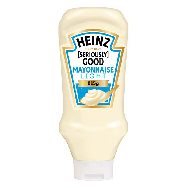 Morrisons: Heinz Seriously Good Light Mayonnaise 815g ...