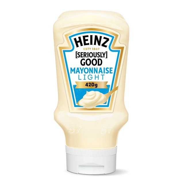Morrisons: Heinz Seriously Good Light Mayonnaise 420g ...