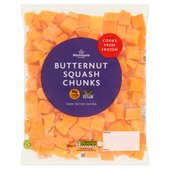 Morrisons Butternut Squash Chunks