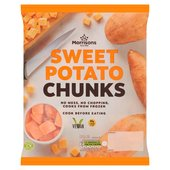 Morrisons Sweet Potato Chunks