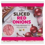 Morrisons Sliced Red Onion