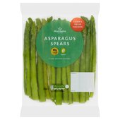 Morrisons Asparagus Spears