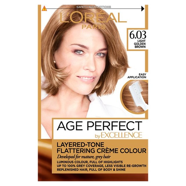 L'Oreal Age Pefect 6.03 Light Golden Brown