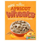 Morrisons Mini Apricot Neat Wheats