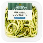 Morrisons Spiralised Courgette