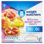 Weight Watchers Dessert Recipe Yogurt