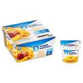 Weight Watchers Apricot & Nectarine Yogurt