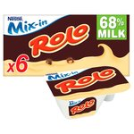 Rolo Toffee Yogurt with Mini Rolos