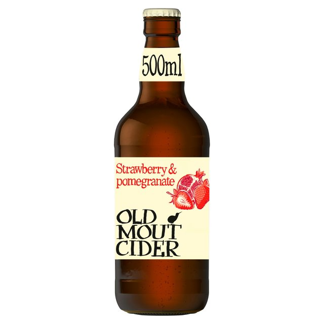 Old Mout Pomegranate & Strawberry, Delivered Chilled
