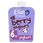 Ellas Kitchen Berry Greek Style Yoghurt